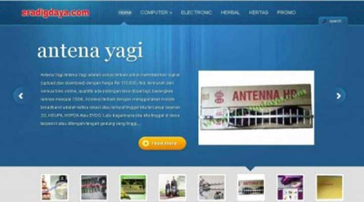 jasa web design murah