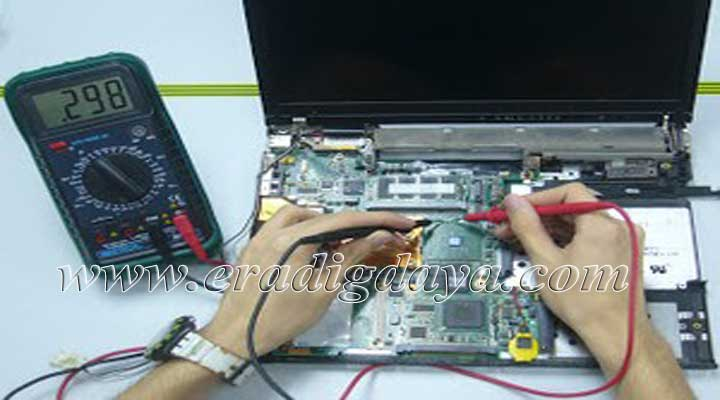 DVD Tutorial Servis Laptop