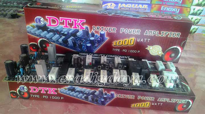 Driver power DTK PD 1000