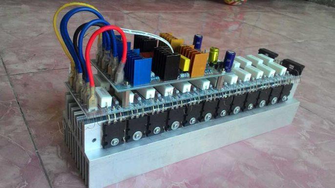 Power Profesional Yiroshi 1800 watt
