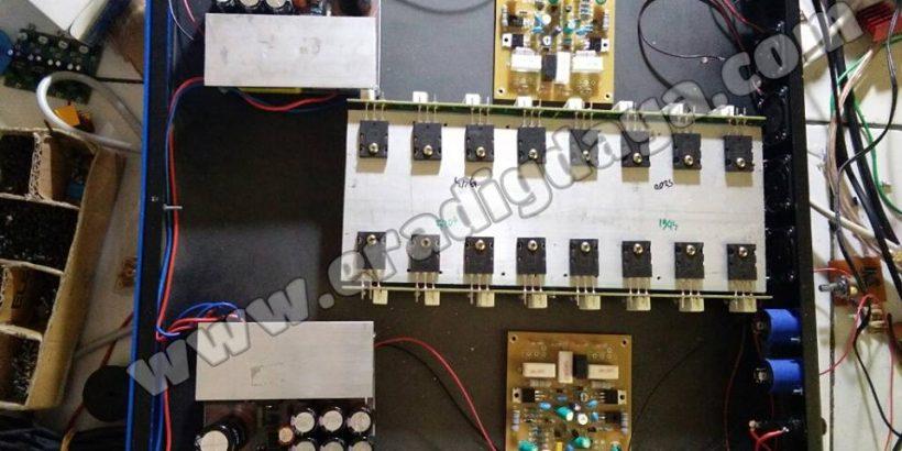 Test SOCL 504 Dengan box 1U