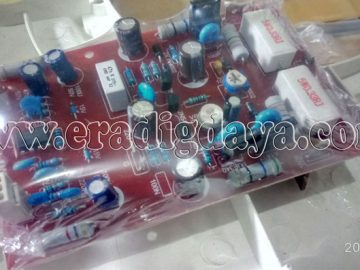 Modifikasi Power OCL 150 Watt