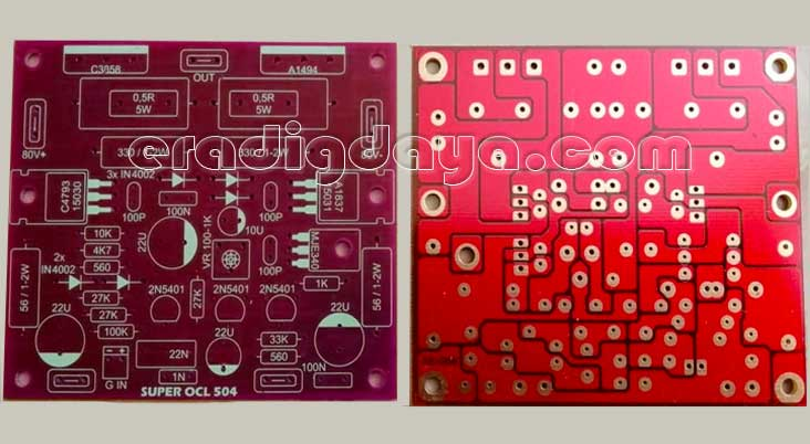 PCB Power SOCL Viber 504