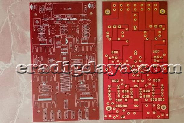 PCB Yiroshi ViberMK9 MK5 MK7 MK6 MK3 X6